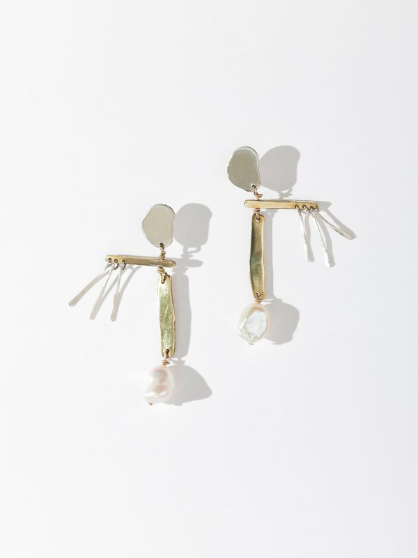 MOBILE Earrings by F A R I S