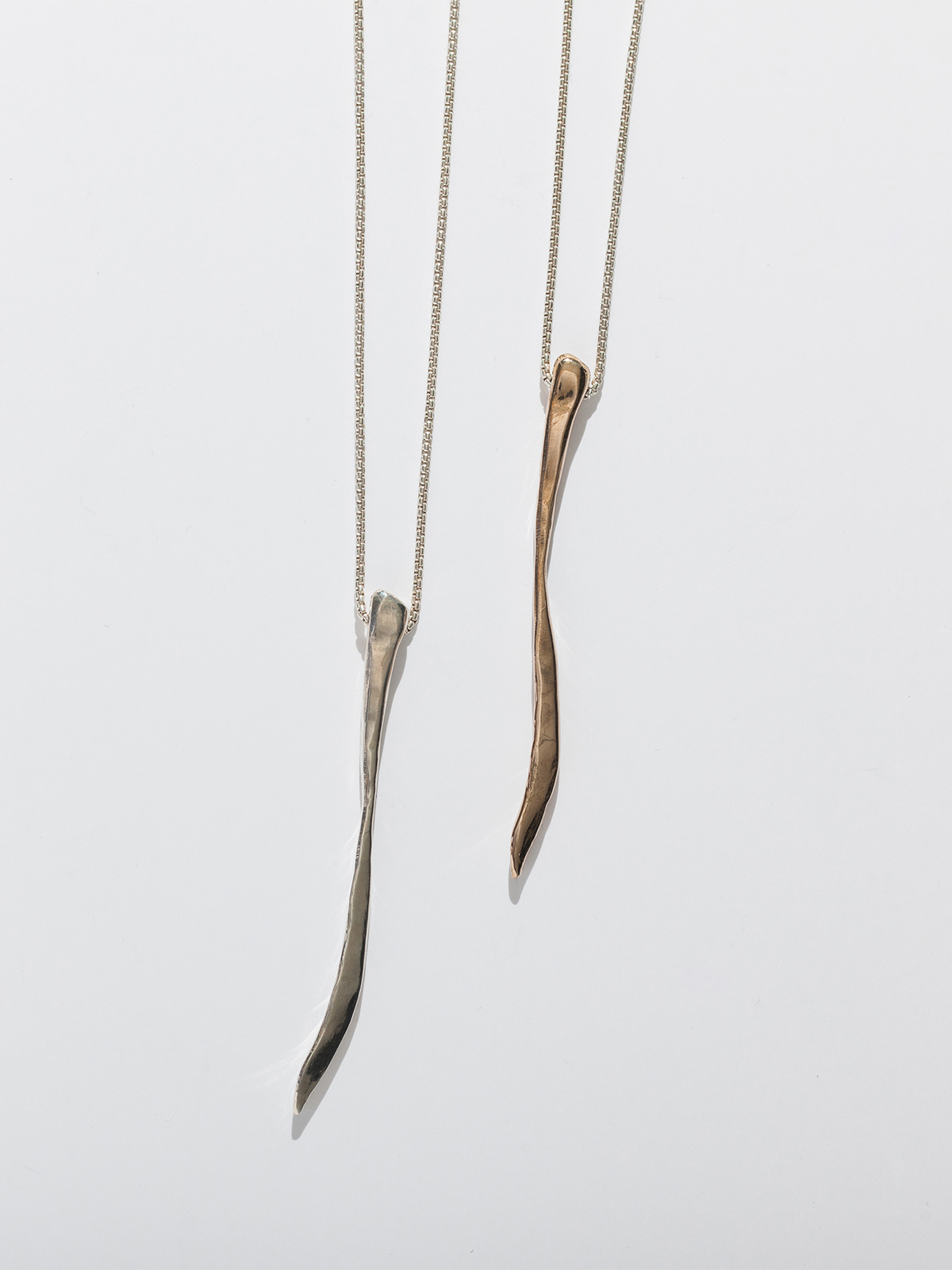 SLIVER Necklace by FARIS
