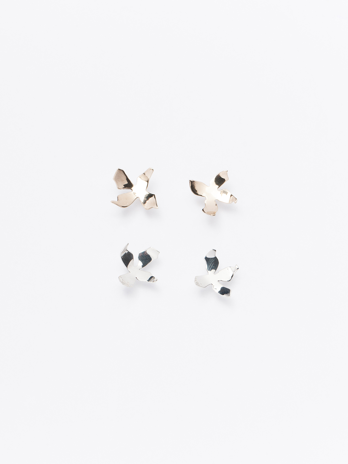 earrings four wwake jewellery fourstepdia white catbird diamonds step