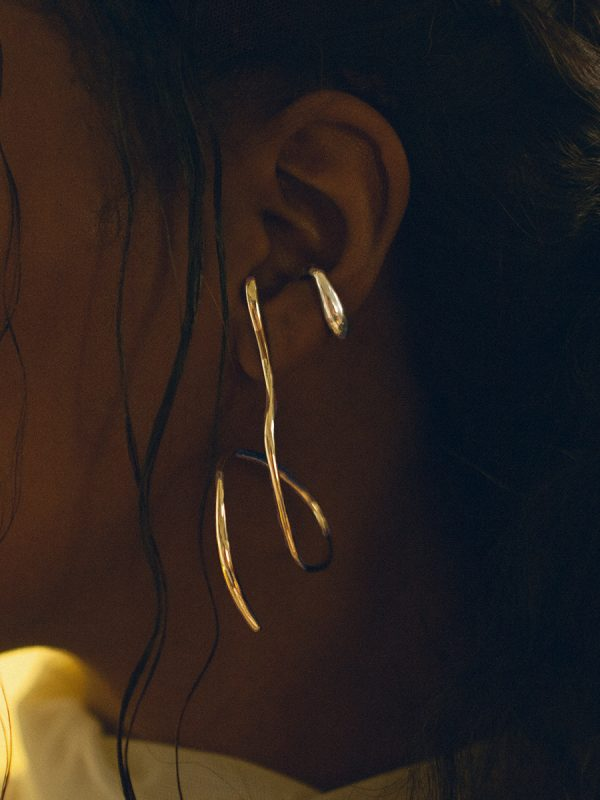 VINEA Earring by FARIS jewelry