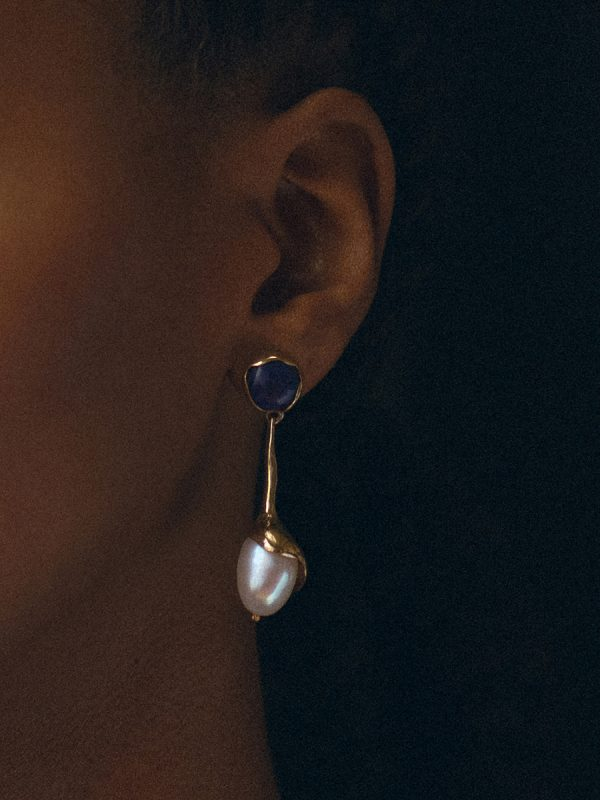 SAPPHO Earrings by FARIS