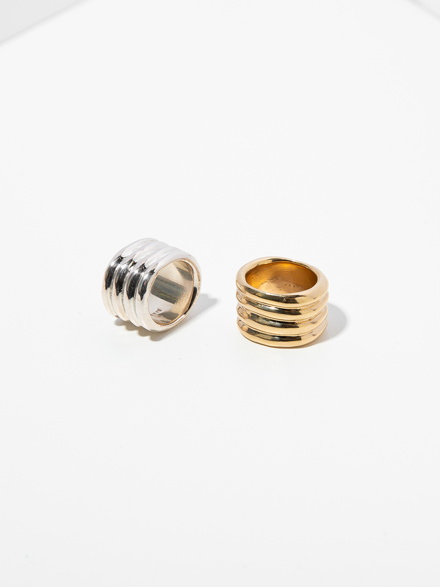 STACK Rings by FARIS