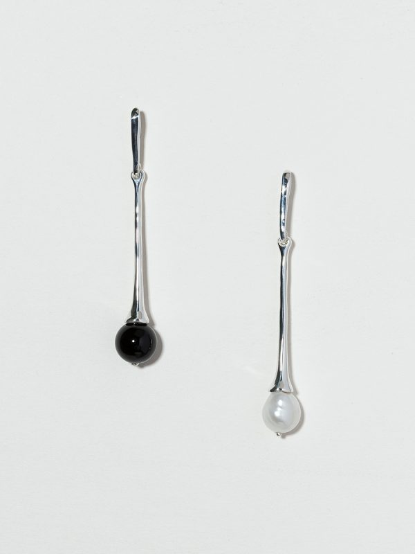 CALLA Drop in Silver by FARIS