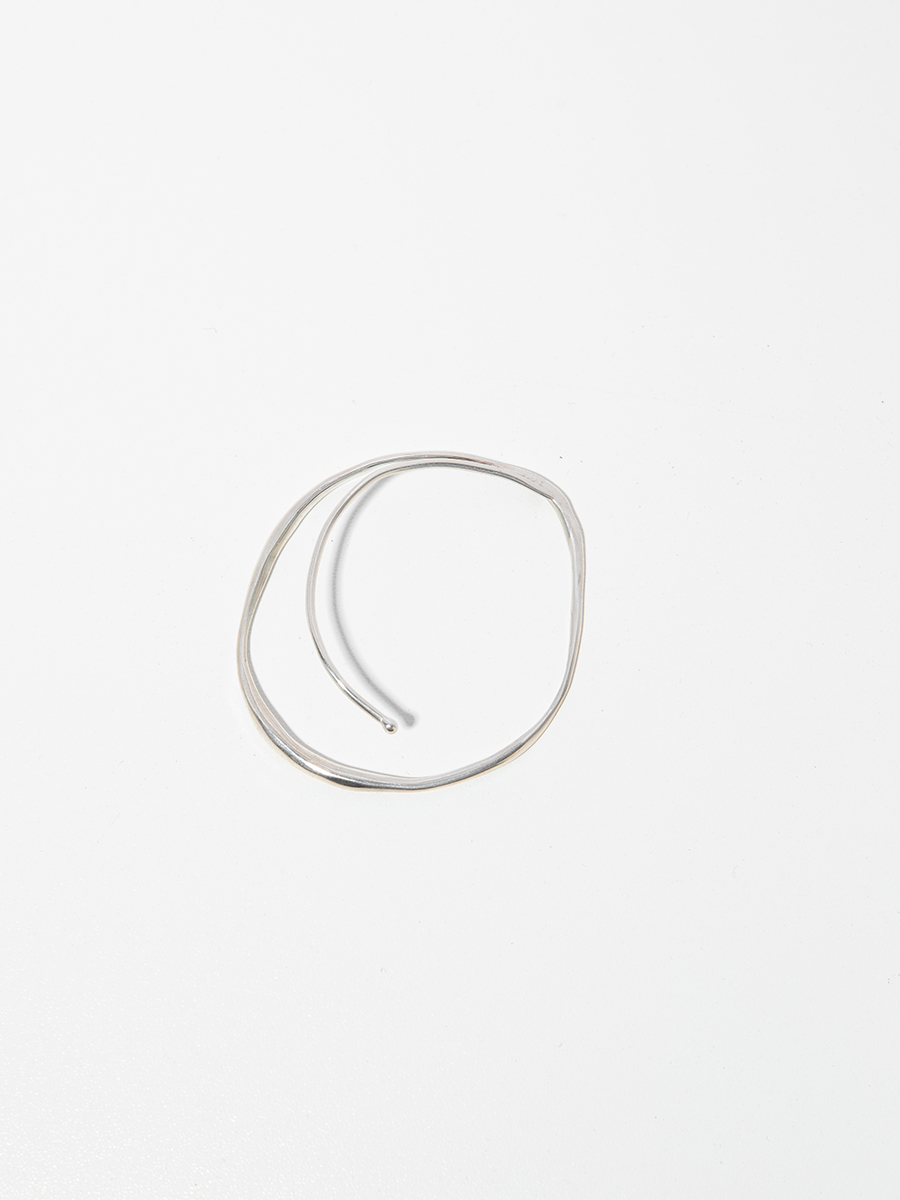 VINEA ORBIT IN SILVER BY FARIS