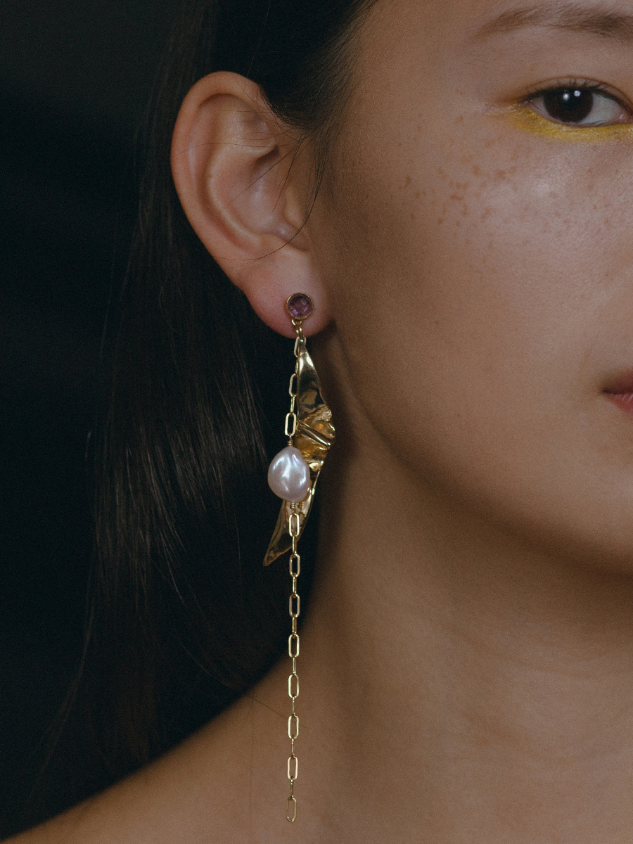 BAIT EARRINGS by Faris
