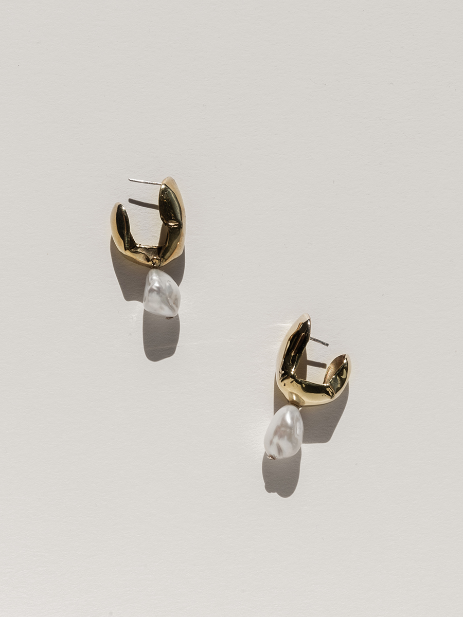 EBI PERLA Earrings by Faris