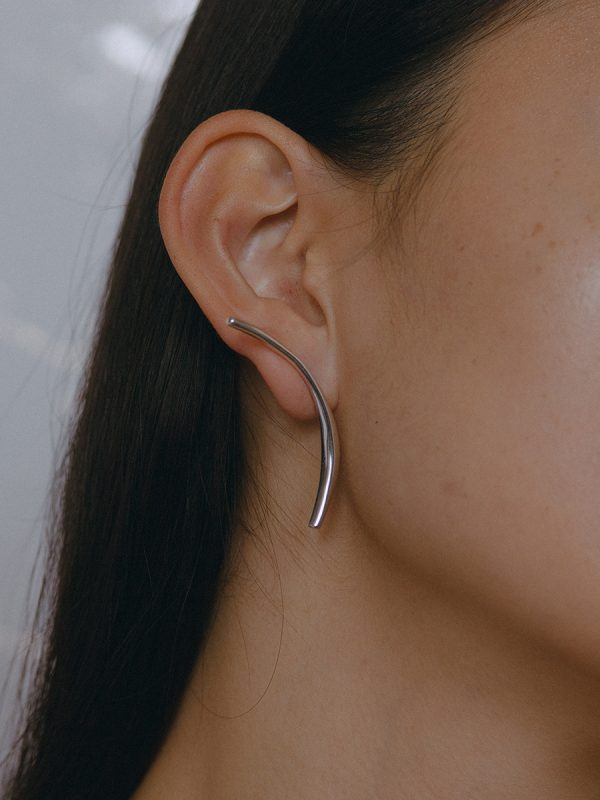 PHASE EARRING by Faris