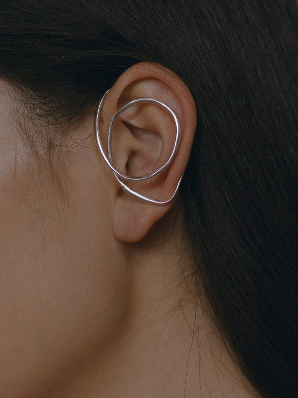 SWERVE Ear Cuff by Faris