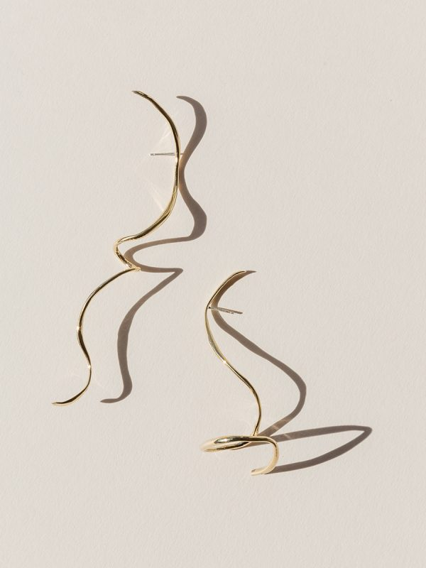 BOA Earrings by FARIS