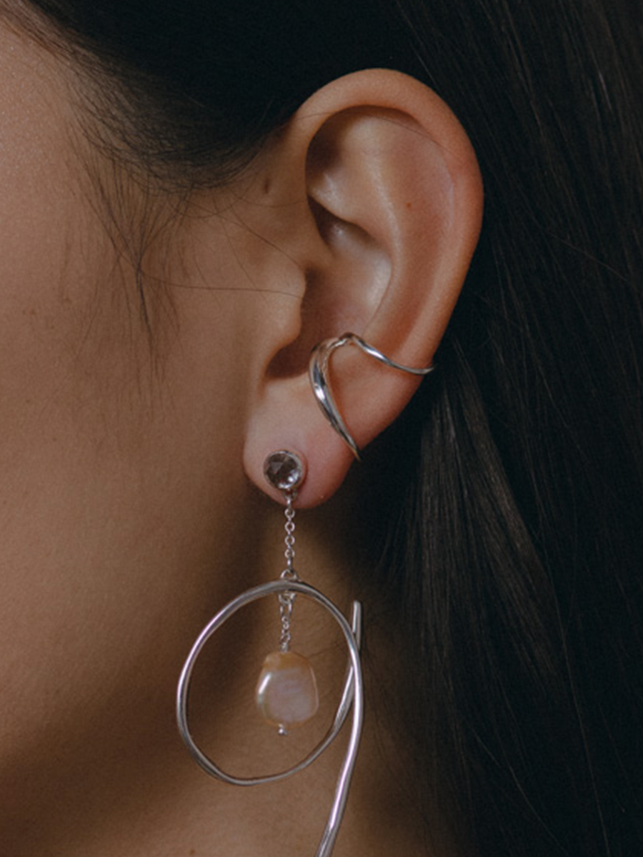 DOUBLE Ear Cuff by FARIS