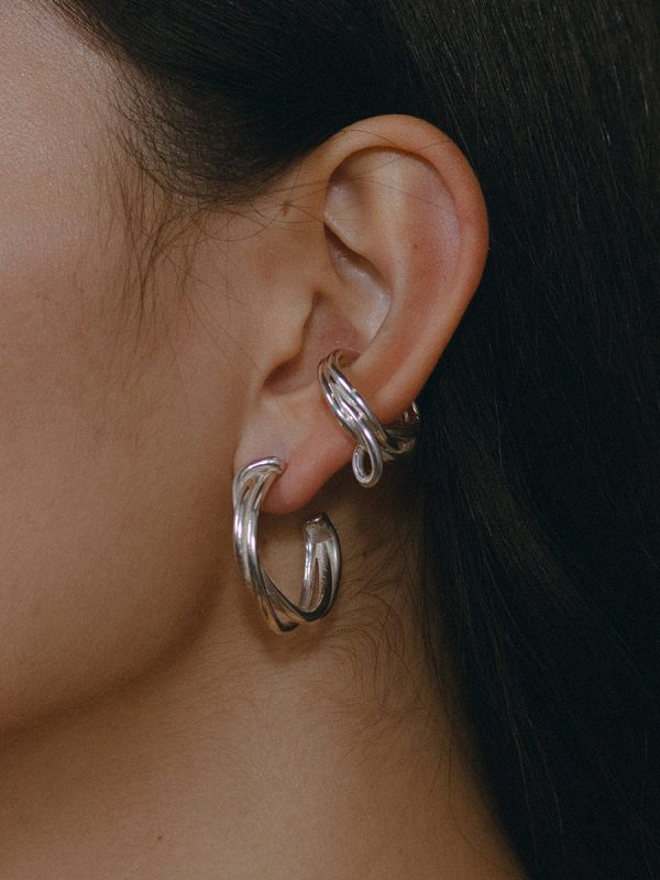 TANGLE Ear Cuff by FARIS