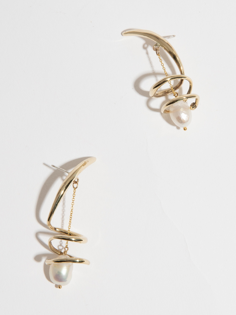 PIROUETTE Earrings by FARIS