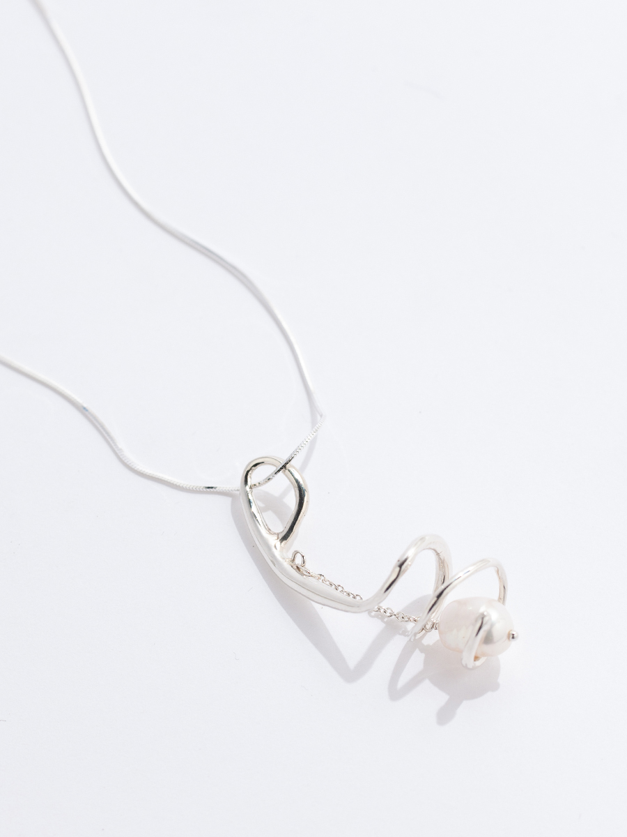 PIROUETTE Necklace by FARIS