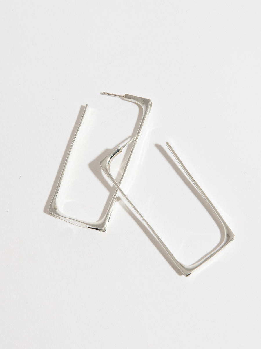 SMALL FRAME Hoops by FARIS