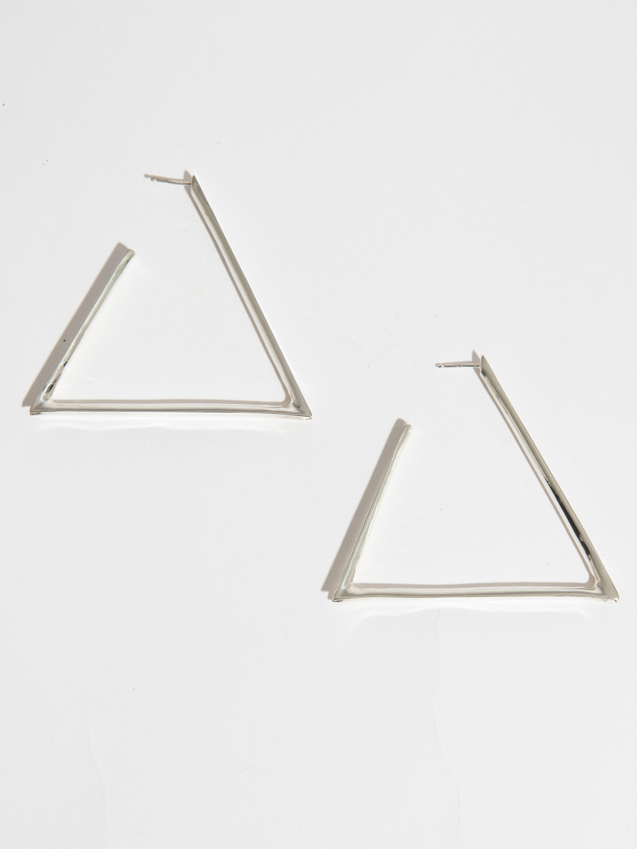 TRIANGLE Hoops by FARIS