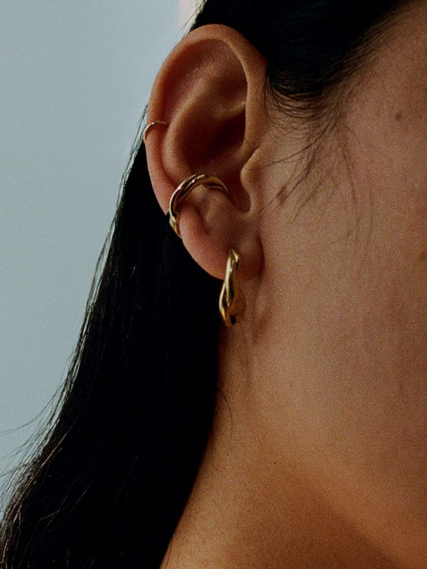 TWIST Ear Cuff by FARIS