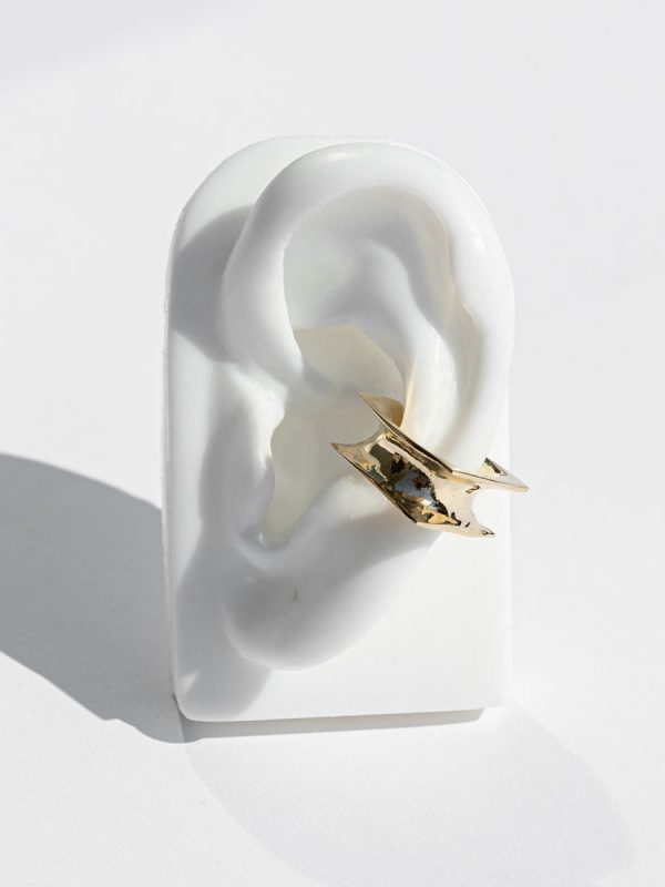 Glaçon Ear Cuff by FARIS