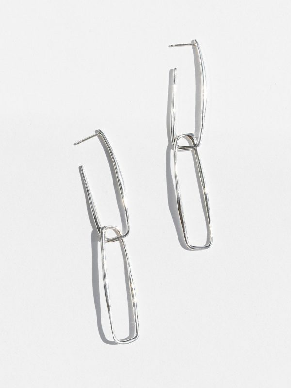 PAPERCLIP Earrings by FARIS