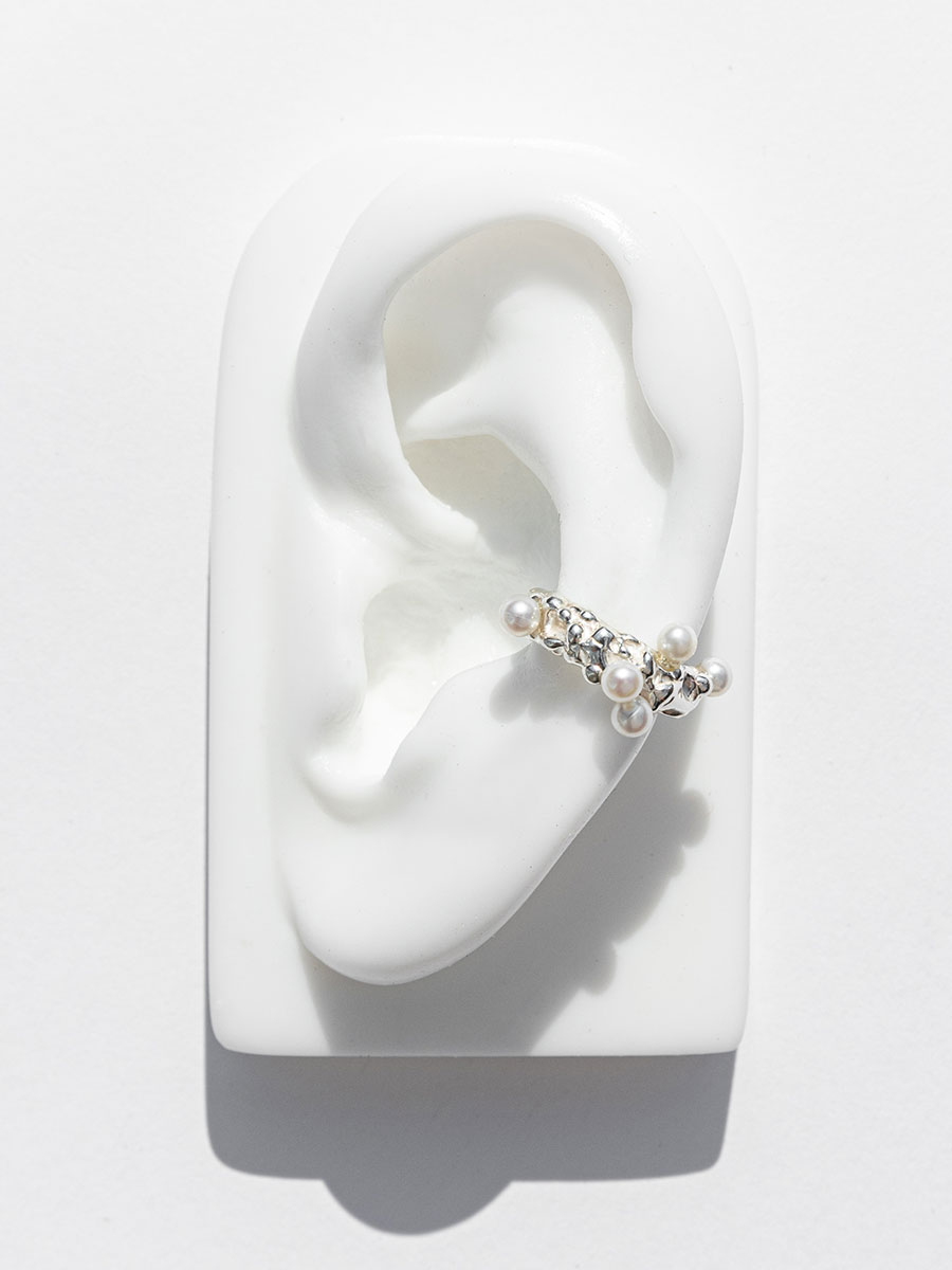 ROCA Perla Ear Cuff by FARIS