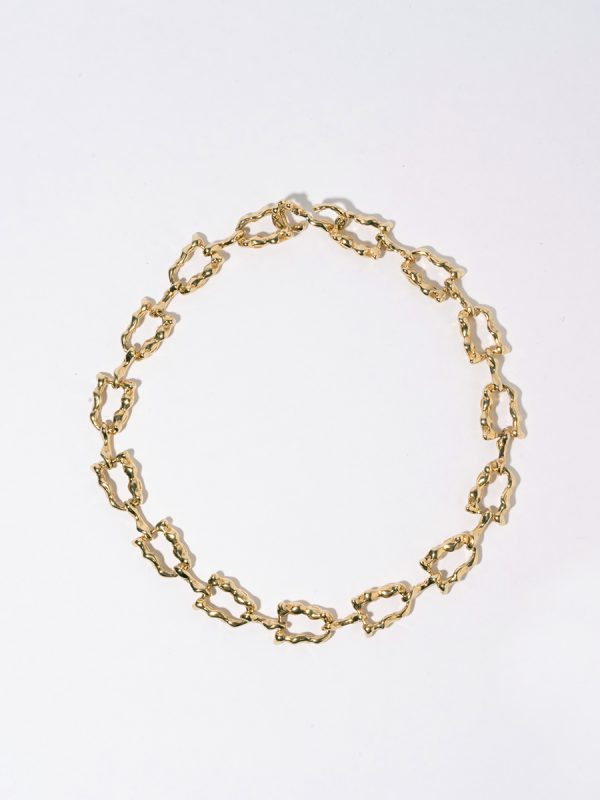 LAVA Link Necklace by FARIS